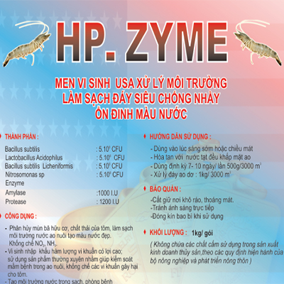 HP ZYME
